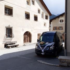 Weddings – Coaches – Transport – Ming Bus AG – Sils – Segl Maria – Engadine 10