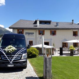 Weddings – Coaches – Transport – Ming Bus AG – Sils – Segl Maria – Engadine 17