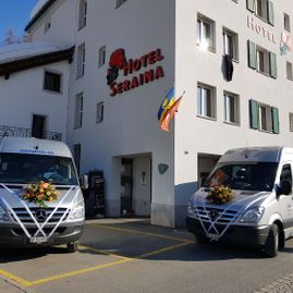 Weddings – Coaches – Transport – Ming Bus AG – Sils – Segl Maria – Engadine 5