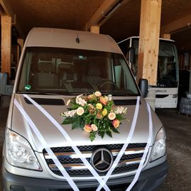 Weddings – Coaches – Transport – Ming Bus AG – Sils – Segl Maria – Engadine 7