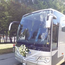 Weddings – Coaches – Transport – Ming Bus AG – Sils – Segl Maria – Engadine 15