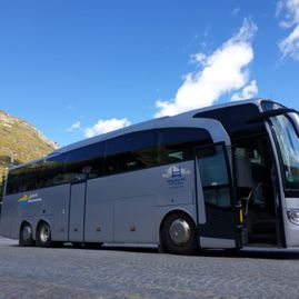 Bus tours – Coaches – Transport – Ming Bus AG – Sils – Segl Maria – Engadine 3