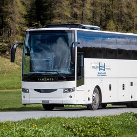 Tour fleet – Coaches – Transport – Ming Bus AG – Sils – Segl Maria – Engadine 4