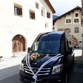 Weddings – Coaches – Transport – Ming Bus AG – Sils – Segl Maria – Engadine 9