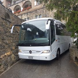 Bus tours - Coaches - Transport - Ming Bus AG - Sils - Segl Maria - Engadine 4