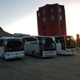 Bus tours – Coaches – Transport – Ming Bus AG – Sils – Segl Maria – Engadine 6
