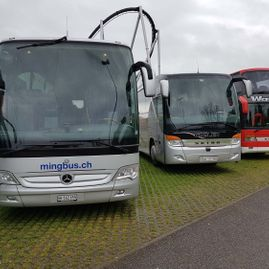 Bus tours – Coaches – Transport – Ming Bus AG – Sils – Segl Maria – Engadine 15
