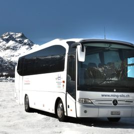 Tour fleet – Coaches – Transport – Ming Bus AG – Sils – Segl Maria – Engadine 9