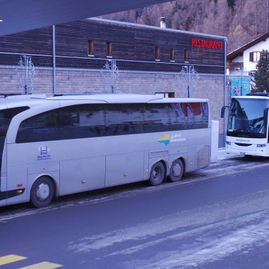 Airport transfers – Coaches – Transport – Ming Bus AG – Sils – Segl Maria – Engadine 1
