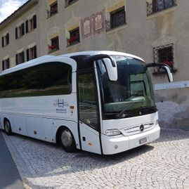 Bus tours – Coaches – Transport – Ming Bus AG – Sils – Segl Maria – Engadine 5