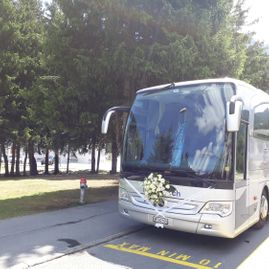 Weddings – Coaches – Transport – Ming Bus AG – Sils – Segl Maria – Engadine 13