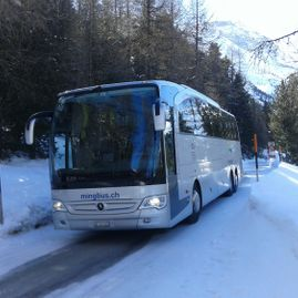 Bus tours – Coaches – Transport – Ming Bus AG – Sils – Segl Maria – Engadine 8
