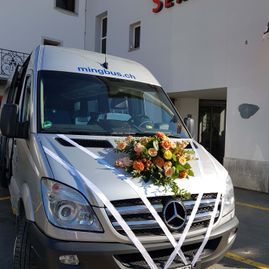 Weddings – Coaches – Transport – Ming Bus AG – Sils – Segl Maria – Engadine 3