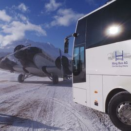 Airport transfers – Coaches – Transport – Ming Bus AG – Sils – Segl Maria – Engadine 2