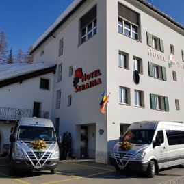 Weddings – Coaches – Transport – Ming Bus AG – Sils – Segl Maria – Engadine 6