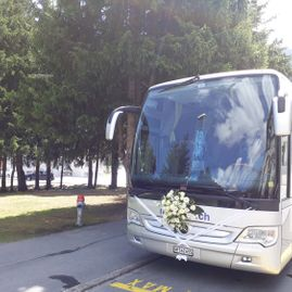 Weddings – Coaches – Transport – Ming Bus AG – Sils – Segl Maria – Engadine 14