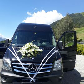 Weddings – Coaches – Transport – Ming Bus AG – Sils – Segl Maria – Engadine 18