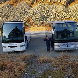 Bus tours – Coaches – Transport – Ming Bus AG – Sils – Segl Maria – Engadine 17